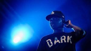 Kendrick Lamar op Lowlands 2015