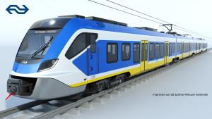 Stopcontacten in de trein? NS-sprinters krijgen eind 2016 stopcontacten